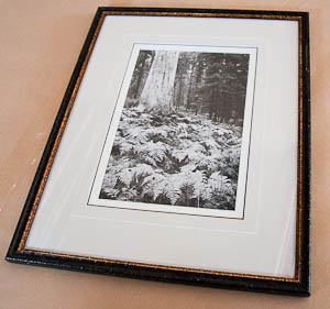 Example of Custom Framing