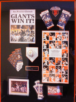 Giants 2012 World Series Victory